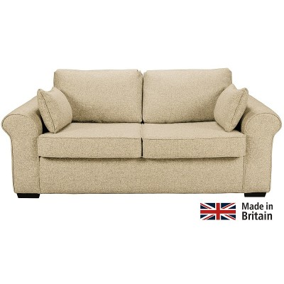 Collection Erinne Fabric Sofa Bed - Linen