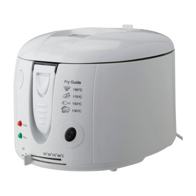 Cookworks Deep Fat Fryer - White