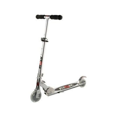 ATOM INLINE SCOOTER  SILVER