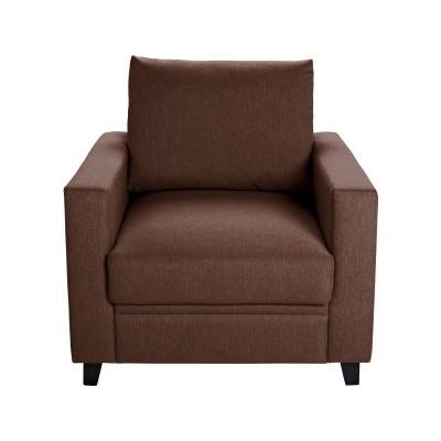 Hygena Seattle Chair with Storage - Brown.