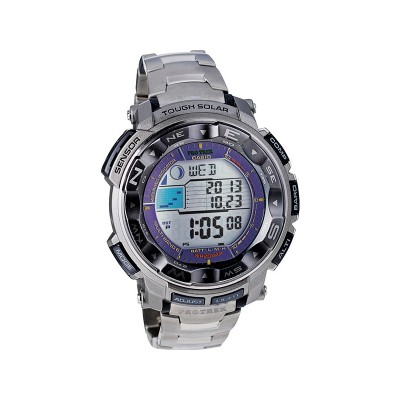 Casio Protrek Grey Titanium Sport Watch