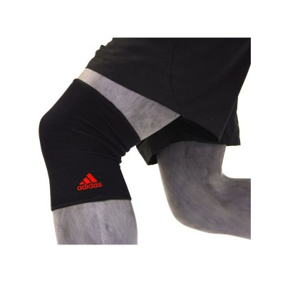 Adidas Knee Support Large - Black and Red