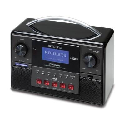 Roberts Internet DAB Radio - Black