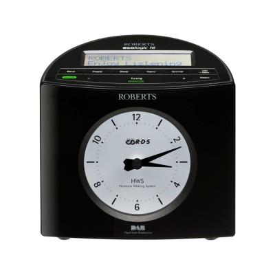 Roberts Eco16 Analogue Clock Radio