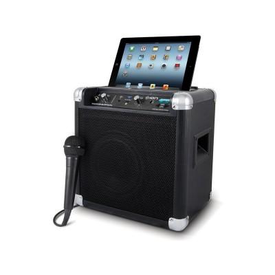 ION Tailgater Wireless Portable Bluetooth Speaker - Black