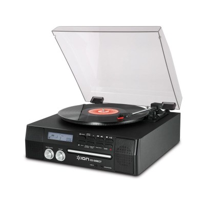 ION CD Direct Vinyl to CD Turntable
