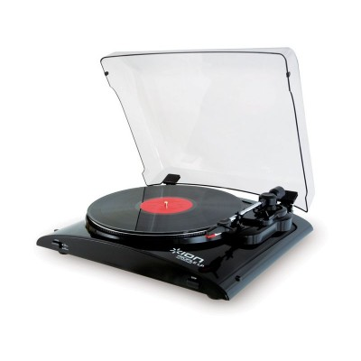 ION Profile Professional Vinyl to MP3 Turntable Media Conver