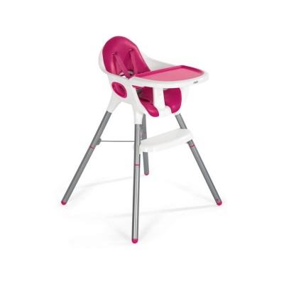 Mamas & Papas Juice Pink High Chair