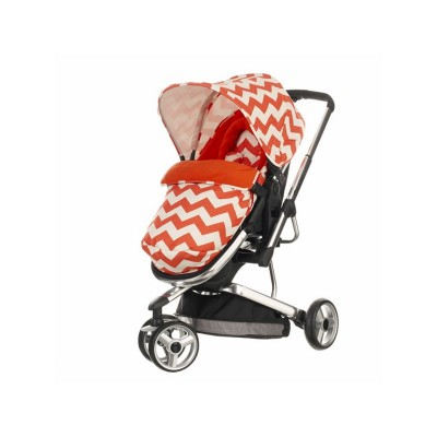 Obaby Chase Stroller – ZigZag Orange