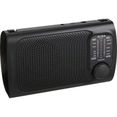 ALBA PORTABLE FM RADIO