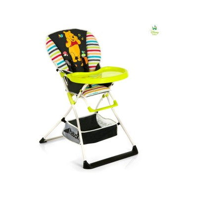 Disney Baby Mac Baby Deluxe High Chair - Pooh Tidy Time