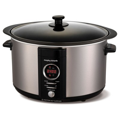 Morphy Richards Accents Digital Sear and Stew Slow Cooker