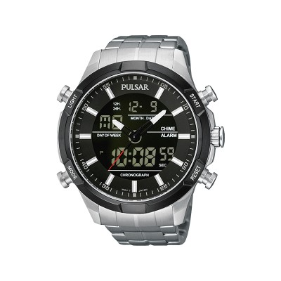 Pulsar Men's WRC Dual Display Sports Watch