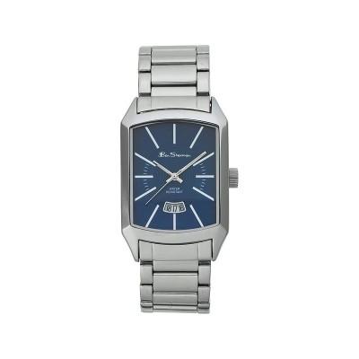 Ben Sherman Men's Silver Effect Bracelet Watch