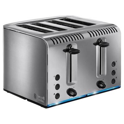 Russell Hobbs Buckingham 4-Slice Toaster St/Steel 20750