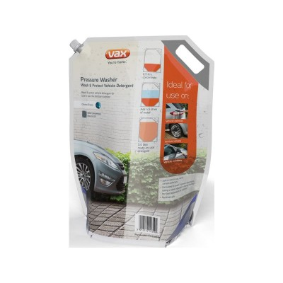 Vax Wash and Protect Vehicle Pressure Washer Detergent