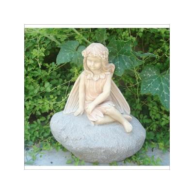 Blossom Fairy Garden Statue