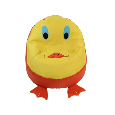 Farmyard Friends Duck Beanbag - Yellow