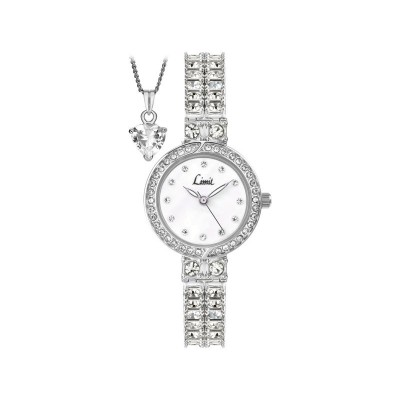 LIMIT L SIL SS SPECIAL MUM WATCH SET