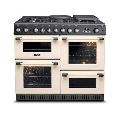 Hotpoint CH10755GF S 100cm Gas Range Cooker - Cream