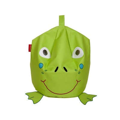 Farmyard Friends Frog Beanbag - Green
