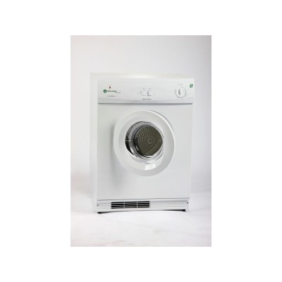 White Knight ECO43A Vented Tumble Dryer - White