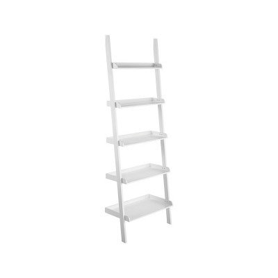 Habitat Jessie Wide Leaning Shelving Unit - White