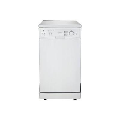 ProAction PRSL96W White Slimline Dishwasher - Instal/Del/Rec