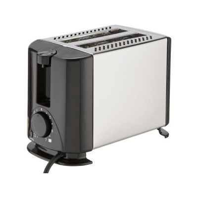 Cookworks Stainless Steel 2 Slice Toaster