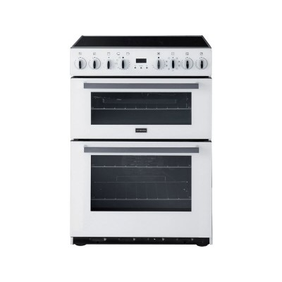Stoves SEI60MFP Double Electrictric Cooker - White