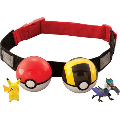 Clip and Carry Poke Ball Cross-Belt