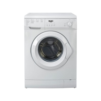 Bush F621QW 6KG Washing Machine- White/Store Pick Up