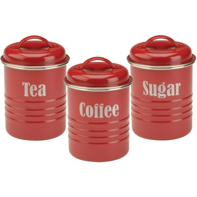 Argos Product Support For Typhoon Vintage Kitchen Set Of 3