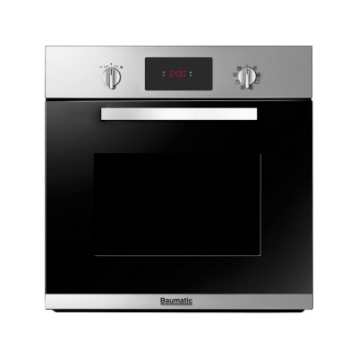 Baumatic BO6385SS Single Electric Oven - Stainless Steel
