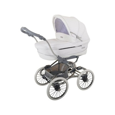 Bebecar Stylo Class Combination Pushchair - Arctic White