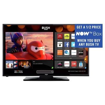 Bush 32 Inch HD Ready Smart LED TV