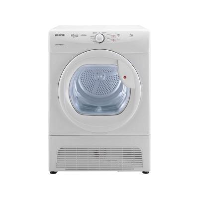 Hoover VTC671W Condenser Tumber Dryer - White/Ins/Del/Rec