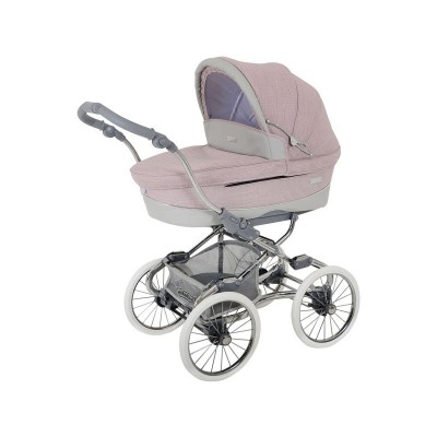 Bebecar Stylo Class Combination Pushchair - Candy Floss