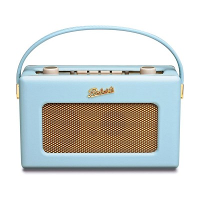 Roberts Revival Leather Radio - Duck Egg