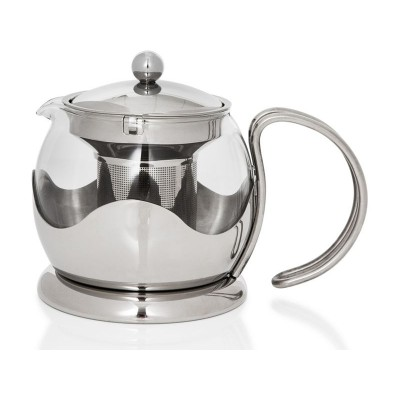 750ML GLASS TEAPOT  WITH INFUSER