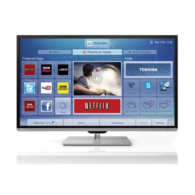 Toshiba 40IN FHD FVHD Smart 3D LED TV