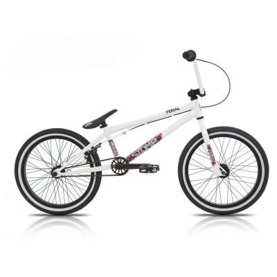 FERAL STOMP BMX WHITE