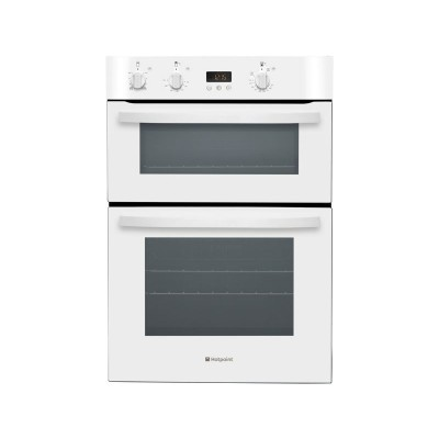 Hotpoint DH53WS Double Electric Oven - White