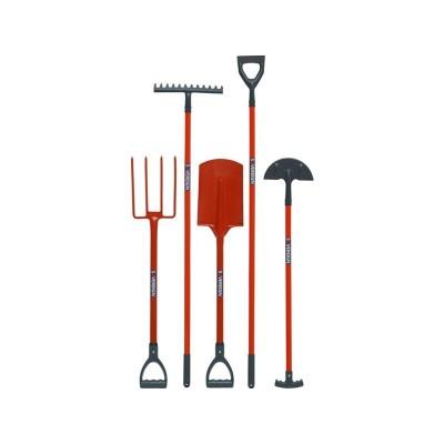 Sovereign 5 Piece Set of Garden Tools