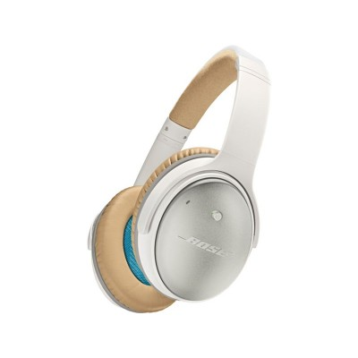 Bose Quiet Comfort 25 Headphones - White