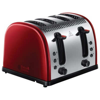 R HOBBS LEGACY 4SL TOASTER RED