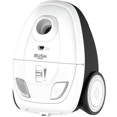 Bush Bagged Cylinder Vacuum Cleaner