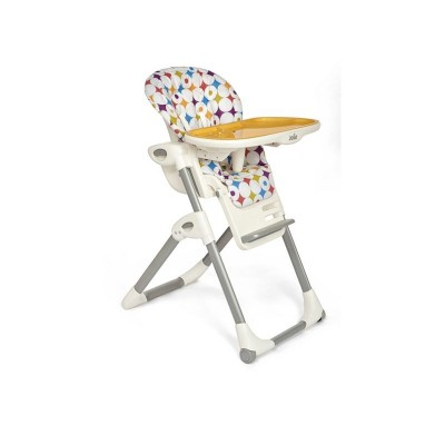 Joie Mimzy Highchair - Optic Bright