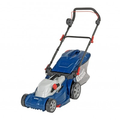 Spear & Jackson 34cm Corded Rotary Lawnmower - 1300W