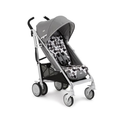 Joie Uk Brisk Stroller Including Footmuff Pebbles
